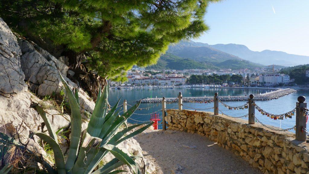 Lovelocks in Makarska