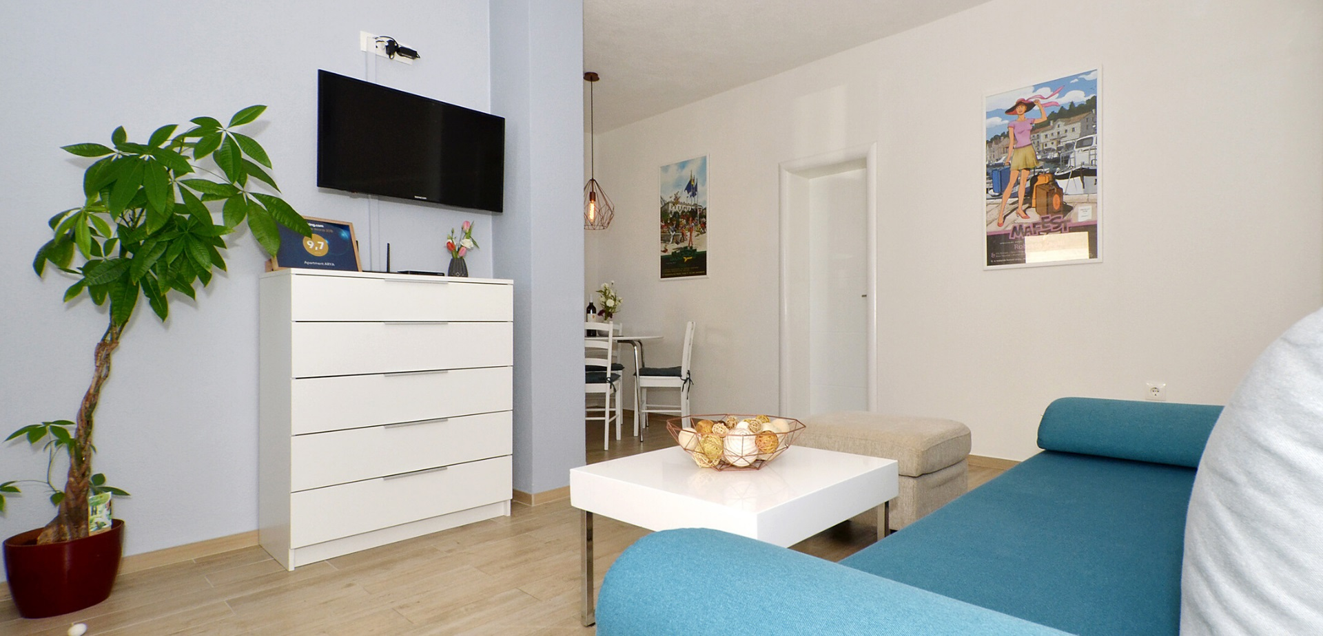 apartment arya makarska accommodation croatia 6